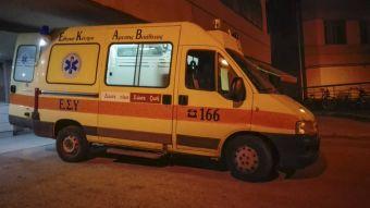 Δύο τραυματίες σε τροχαίο στον περιφερειακό της Πύλης προς Μουζάκι