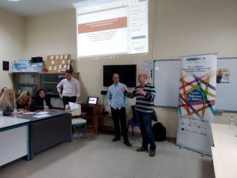 ΣΔΕ Καρδίτσας: Εργαστήριο λήψης επαγγελματικής απόφασης