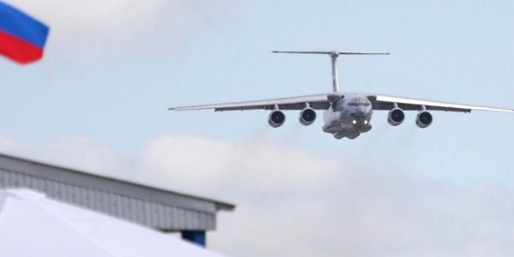 Αγνοείται ρωσικό στρατιωτικό αεροσκάφος με 14μελές πλήρωμα