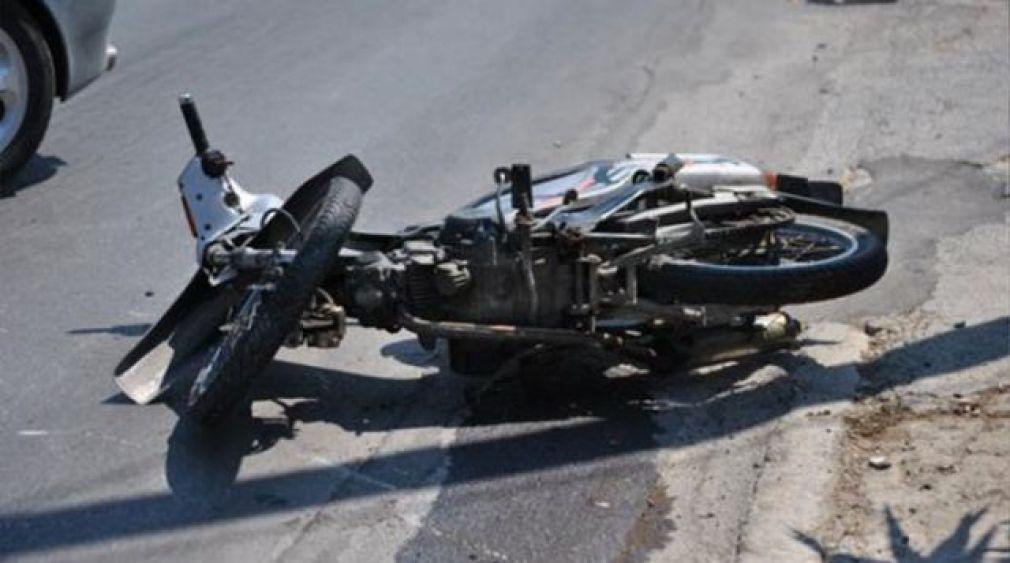 Φθιώτιδα: Σοβαρός τραυματισμός 27χρονου σε τροχαίο με μηχανή