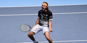 Νίκησε τον Φέντερερ με 2-0 σετ και πέρασε στον τελικό του ATP Finals ο Στ. Τσιτσιπάς!