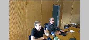 Χρυσοχοΐδης από τη Λάρισα: Οικογένειες μεταναστών θα εγκατασταθούν σε ξενοδοχεία και διαμερίσματα για 6 μήνες