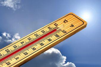 Πάνω από τους 46 βαθμούς Κελσίου η μέγιστη θερμοκρασία τη Δευτέρα 2 Αυγούστου