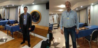 Χριστοφοράκης και Γρούτσος το απόλυτο στην 8η αγωνιστική του πρωταθλήματος Αγωνιστικού Τάβλι