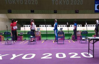 Τόκιο 2020: Έκτη η Άννα Κορακάκη στα 25μ σπορ πιστόλι