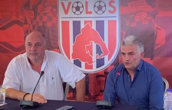 Στο Βόλο συνεχίζει την προπονητική καριέρα ο Σάκης Τσιώλης