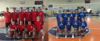 Σχολικό πρωτάθλημα Βόλεϊ: Πρωταθλήτριες οι ομάδες αγοριών του 4ου ΓΕΛ Καρδίτσας και των κοριτσιών 2ου ΓΕΛ Καρδίτσας