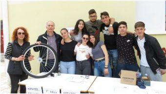 Το 1ο ΕΠΑΛ Καρδίτσας στην 12η εκδήλωση για τις Φυσικές Επιστήμες