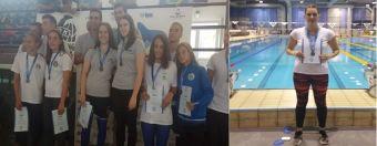 Χρυσή πανελληνιονίκης για δεύτερη χρονιά η Χριστίνα Χάρμπα