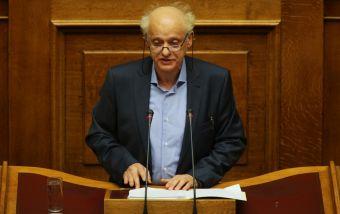 """Τομεάρχης Δικαιοσύνης στην """"σκιώδη"""" Κυβέρνηση του ΣΥΡΙΖΑ ο Σπ. Λάππας"""