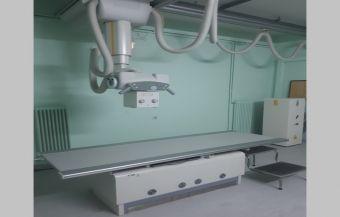 Επαναλειτούργησε το ακτινολογικό εργαστήριο στο Κ.Υ. Παλαμά
