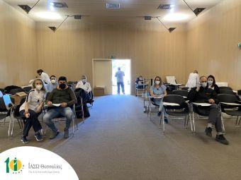 Μεγάλη προσέλευση του προσωπικού και των ιατρών συνεργατών στην εθελοντική αιμοδοσία του ΙΑΣΩ Θεσσαλίας