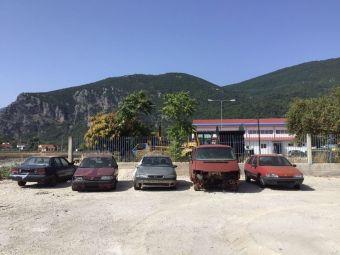 Δήμος Μουζακίου: Απομάκρυνση εγκαταλελειμμένων οχημάτων στο Μουζάκι