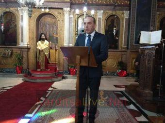 Ομιλία του Ν. Καραγιάννη στην εκδήλωση για τον εορτασμό της 9ης Μαρτίου, επετείου προς τιμή των Ηρώων του Υψώματος 731