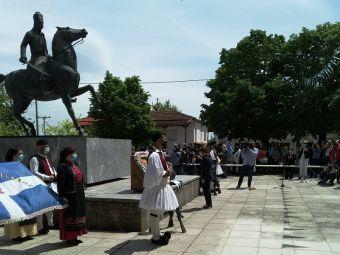 Ο Πολιτιστικός Σύλλογος Μαυρομματίου για την επίσκεψη της ΠτΔ Κ. Σακελλαροπούλου στη γενέτειρα του ήρωα Γ. Καραϊσκάκη